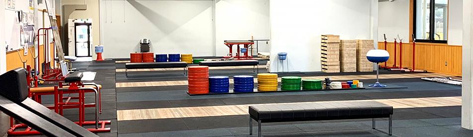 公益財団法人 新居浜市文化体育振興事業団 施設案内 新居浜市重量挙練習場